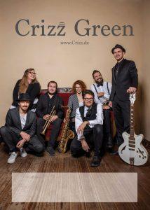 Crizz Green Big! @ Horns Erben